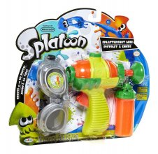Splatoon Role-Play Toy Splattershot Mini Blaster