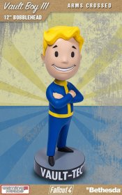 Fallout 4 Bobble-Head Vault Boy 111 Arms Crossed 30 cm