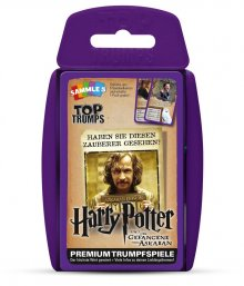 Harry Potter and the Prisoner of Azkaban Top Trumps *German Vers