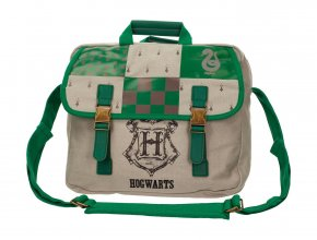 Harry Potter Canvas Bag Slytherin