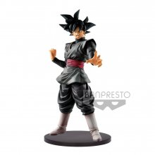 Dragon Ball Legends Collab PVC Socha Goku Black 23 cm
