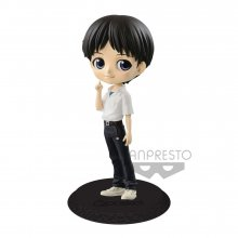 Evangelion Movie Q Posket mini figurka Shinji Ikari Ver. A 14 cm