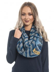 Harry Potter Loop Scarf Ravenclaw