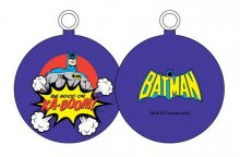 DC Comics Ornament Batman Be Good Or Ka-Boom