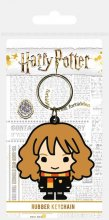 Harry Potter Rubber Keychain Chibi Hermione 6 cm