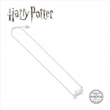 Harry Potter x Swarovksi Necklace & Charm Always