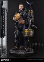 Death Stranding Socha 1/2 Sam Porter Bridges 106 cm