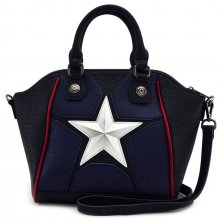 Marvel by Loungefly Crossbody Bag Captain America Cosplay
