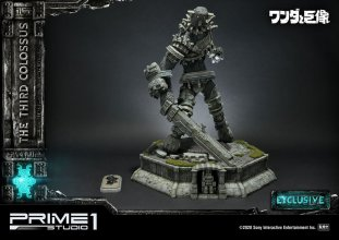 Shadow of the Colossus Socha The Third Colossus Exclusive 56 cm