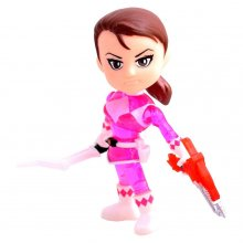 Mighty Morphin Power Rangers Action Vinyl Figure Pink Ranger Cry