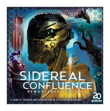 Sidereal Confluence desková hra Remastered Edition *English Vers