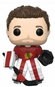 NHL POP! Hockey Vinylová Figurka Corey Crawford (Chicago Blackha