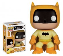 DC Comics POP! Heroes Vinyl Figure Yellow Batman Limited 9 cm