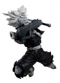 Dragonball Z BWFC Vol. 2 Figure Trunks by Varoq Special Color Ve