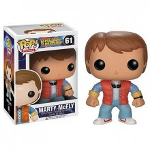 Back to the Future POP! sběratelská figurka Marty 10 cm