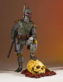 Star Wars Collectors Gallery Socha 1/8 Boba Fett 23 cm