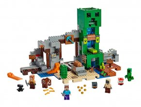 LEGO® Minecraft™ - The Creeper™ Mine