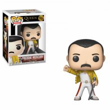 Queen POP! Rocks Vinylová Figurka Freddy Mercury Wembley 1986 9