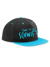 Rick & Morty Snap Back Cap Schwifty