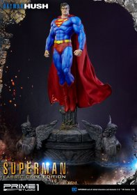 Batman Hush Socha 1/3 Superman Fabric Cape Edition 106 cm