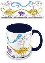 Aladdin Coloured Inner Hrnek Magic Mug