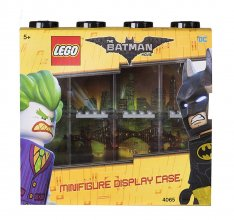 The LEGO® Batman Movie Minifigure Display Case