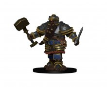 D&D Icons of the Realms Premium Miniature pre-painted Dwarf Male