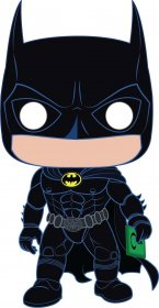 Batman 80th POP! Heroes Vinylová Figurka Batman (1995) 9 cm