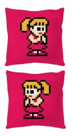 Mega Man Pillow 8-Bit Roll 40 cm