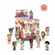 Stranger Things Mystery mini figurky 6 cm Display (12)