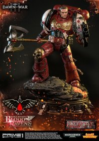 Warhammer 40K Dawn of War III Socha Space Marine Blood Ravens D
