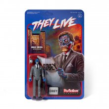 They Live ReAction Akční figurka Male Ghoul 10 cm