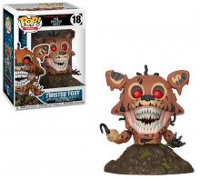 Five Nights at Freddy's The Twisted Ones POP! Books Vinylová Fig