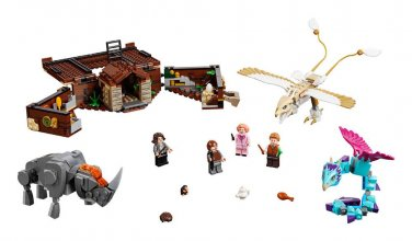 LEGO® Fantastic Beasts™ - Newt´s Case of Magical Creatures