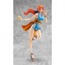 One Piece P.O.P PVC Socha Warriors Alliance Nami 22 cm