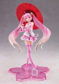 Vocaloid PVC Socha Sakura Miku 2nd Season New Written Japanese