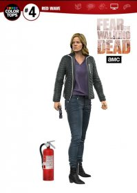 Fear The Walking Dead Color Tops Akční figurka Madison Clark 18