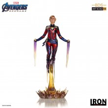 Avengers: Endgame BDS Art Scale Socha 1/10 Captain Marvel 26 cm