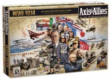 Avalon Hill desková hra Axis & Allies WWI 1914 english