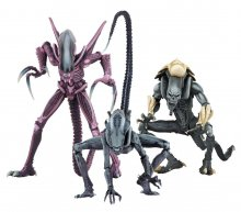 Alien vs Predator Action Figure 22 cm Alien Arcade Appearance Ca