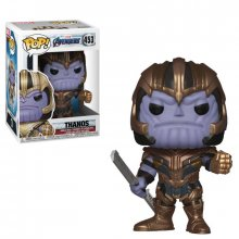Avengers Endgame POP! Movies Vinylová Figurka Thanos 9 cm