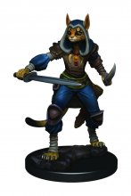 D&D Icons of the Realms Premium Figures: Female Tabaxi Rogue Cas