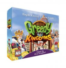Greedy Kingdoms desková hra *English Version*
