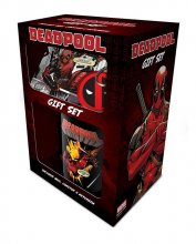 Deadpool dárkový box Merc With a Mouth