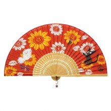Kiki's Delivery Service Folding Fan Smile of Summer