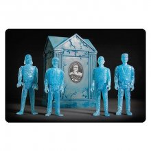 Universal Monsters ReAction Akční figurka 4-Pack Blue Glow SDCC