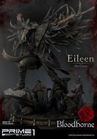 Bloodborne The Old Hunters Socha Eileen & Eileen Exclusive 70 c