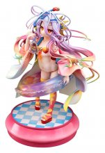 No Game No Life PVC Socha 1/7 Shiro Summer Season Ver. 19 cm