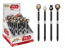 Star Wars Episode VIII POP! Pens with Toppers Display Classic (1