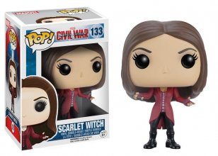 Captain America Civil War POP! Vinyl Bobble-Head Scarlet Witch 1